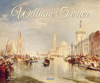 "Cover zu ""William Turner"""