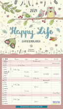 "Cover zu ""Familienplaner Happy Life """