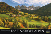 "Cover zu ""Faszination Alpen"""