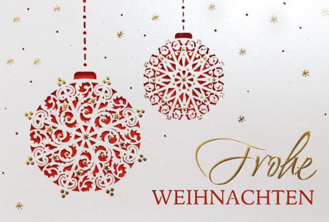 Weihnachtskarten Für Fotos.Weihnachtskarten Industrieportal Korsch Verlag