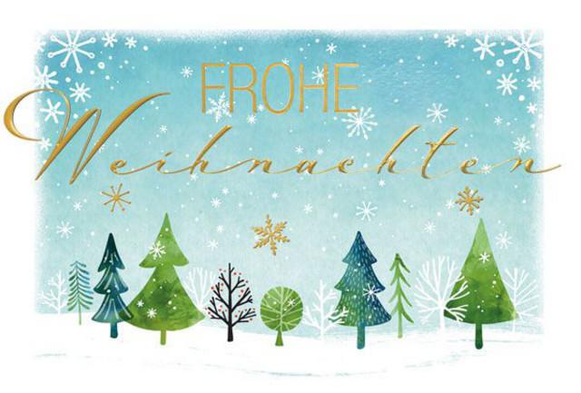 Card Verlag Weihnachtskarten.Weihnachtskarten Industrieportal Korsch Verlag